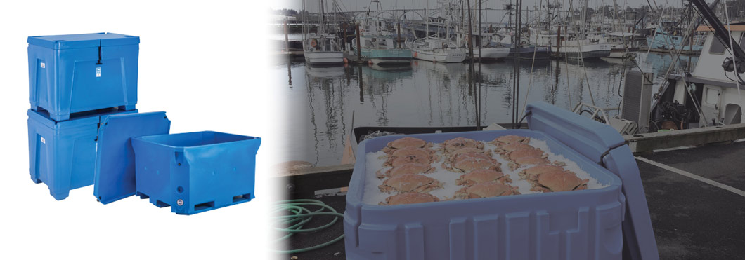 Bonar Insulated Fish Boxes