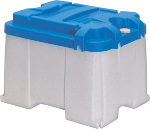 4021 Golf Cart Battery Box with Lid