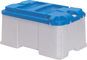 4023 8D Battery Box with Lid