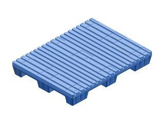 P5038RS00-SW Slotted Top Pallet