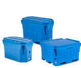 Polar Insulated Fish Boxes