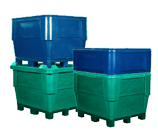1140 Series Poly Combo Bins