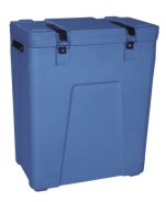 5 Cu Ft Polar Insulated PB05 Container, Hinged Lid