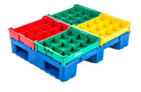Stratis Berry Pallets